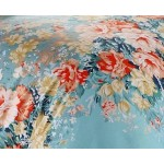 GCF041 Cotton line fabric
